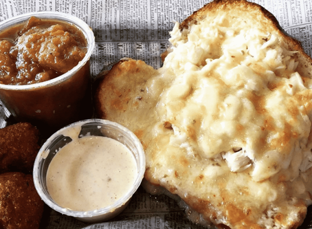 Caplinger's cheesy dish voted best in Indiana!