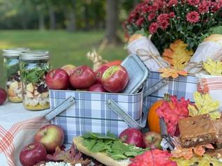 Jar salads are handy picnic fare