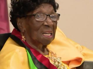 Oldest U.S. citizen turns 114!
