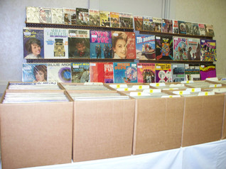 Love vinyl? Music Collectors Convention coming up March 14