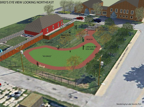 Dog park planned near downtown Indy