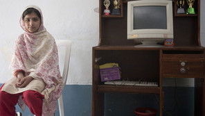 Malala added to Children's Museum exhibit