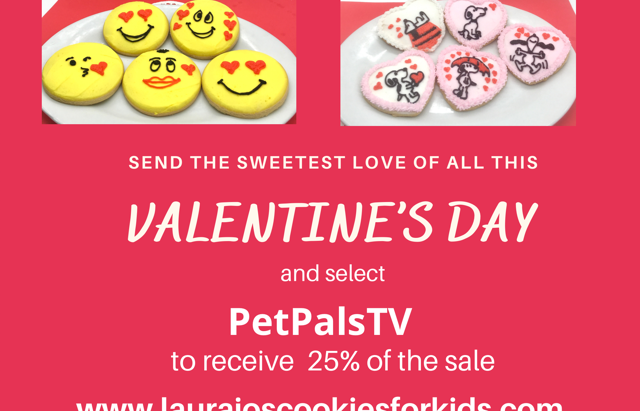 Pet Pals TV benefits from cookie sales!
