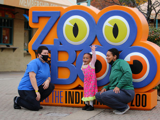 Enjoy ZooBoo for 20 days this year!