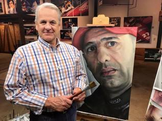 Meet automotive artist Gary Dausch