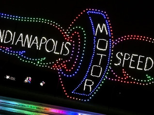 Holiday lights brighten Indy!