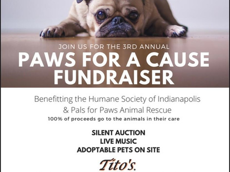 IndyHumane benefit coming up Sept. 10!