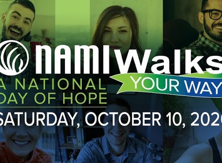 Suicide Prevention Month: NAMI is here to help