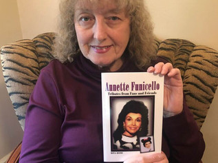 My Annette Funicello book was a labor of love