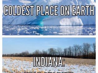 Polar vortex funnies