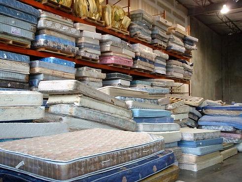 Mattress removal of Atlanta. We dispose mattresses all over Atlanta