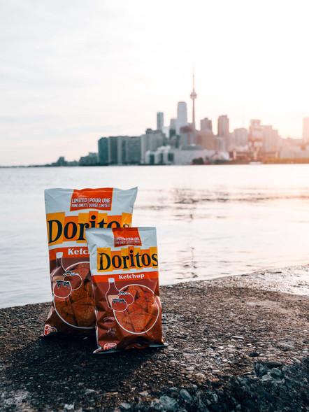 Doritos Ketchup Spotting