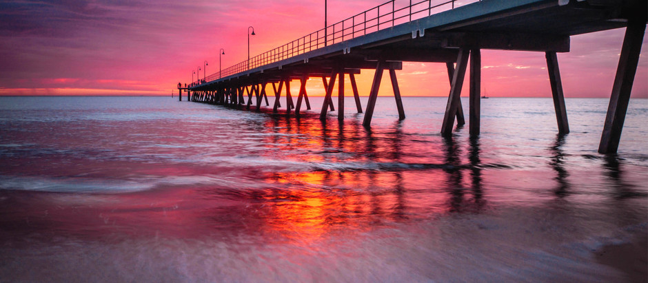 Places Behind the Image Pt.1 - Glenelg