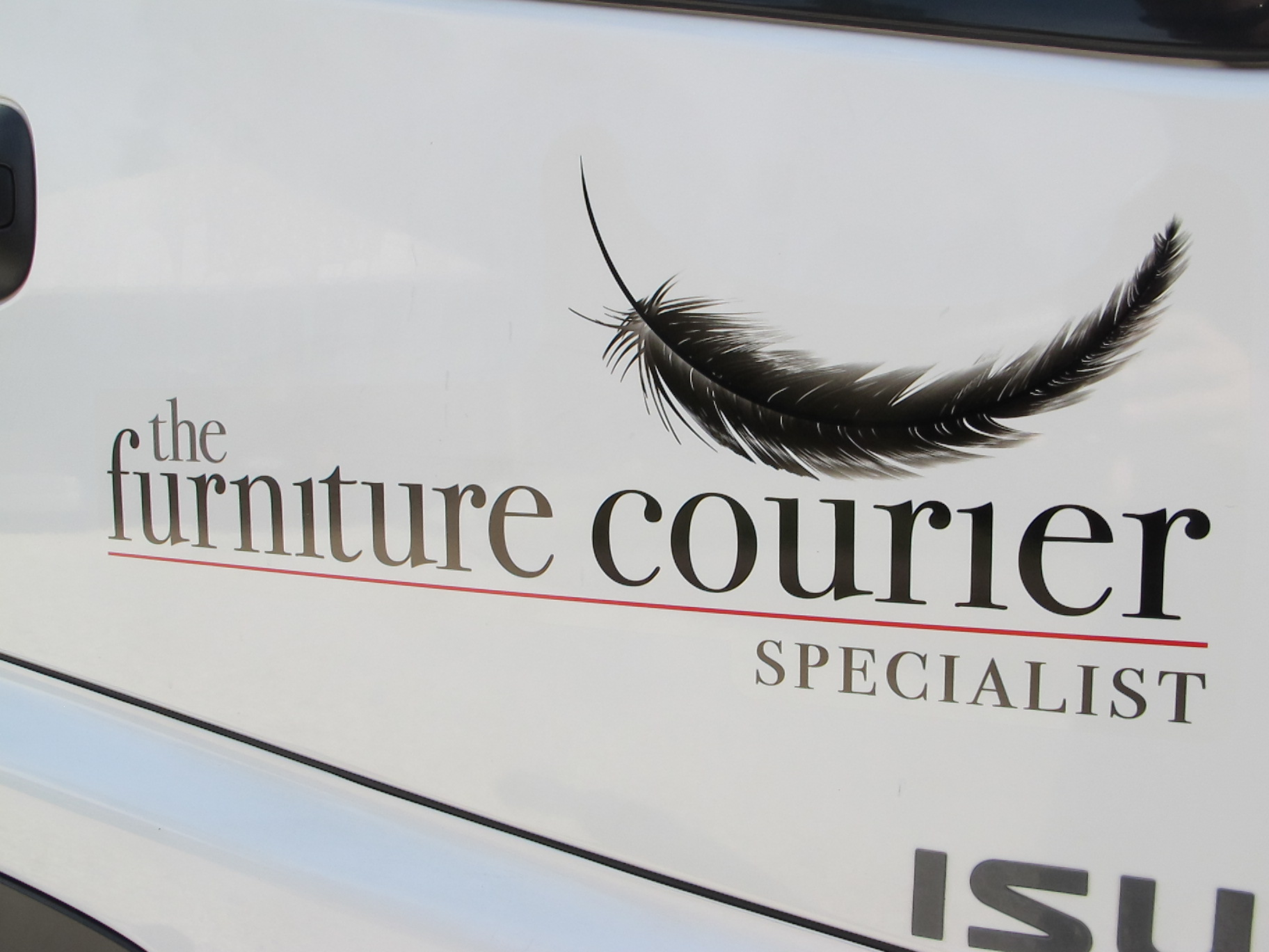 The Furniture Courier