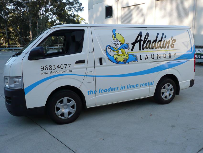 Aladdins Laundry