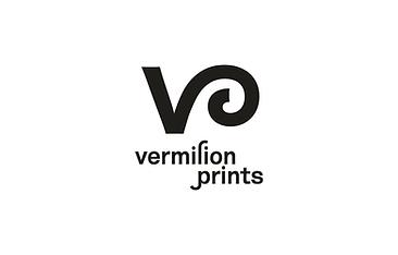 Vermilion prints