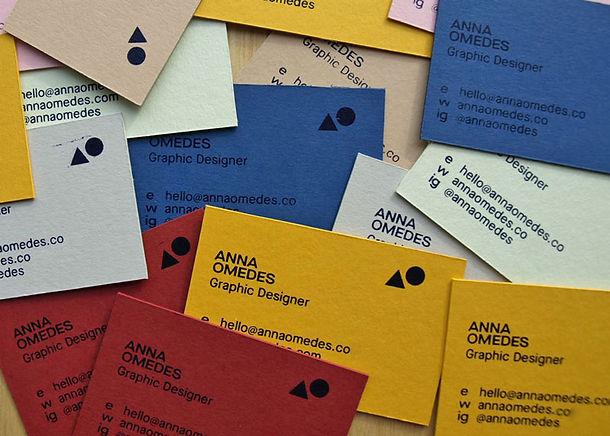 AO Business cards