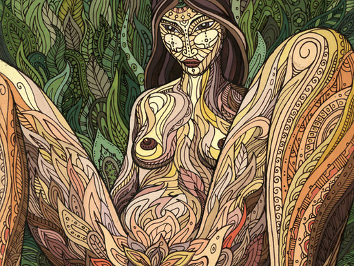 The Womb Keeps the Score: The Price of Shunning Feminine Power and How to Wake It Up in the Body Aga