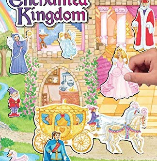 Create-A-Scene Magnetic Playset - Enchanted Kingdom