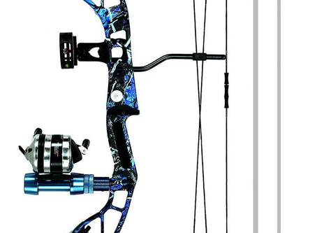 Bruin Outdoors Angler R2F Ready to Fish Right Hand Bow fishing Kit