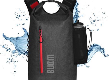 BUBM Dry Backpack, 35L Floating Waterproof Dry Bag Roll-top Dry Bag Backpack