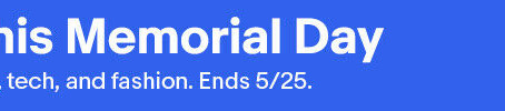 Memorial Day Discount Ends 5/25