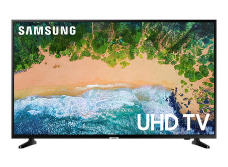"SAMSUNG 65"" Class 4K UHD 2160p LED Smart TV with HDR UN65NU6900"