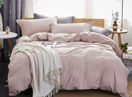 Dreaming Wapiti Duvet Cover Queen,100% Washed Microfiber 3pcs Bedding Duvet Cover Set