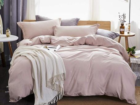 Dreaming Wapiti Duvet Cover Queen,100% Washed Microfiber 3pcs Bedding Duvet Cover Set