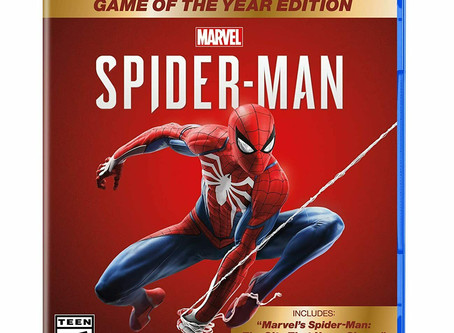 Marvel's Spider-Man - Playstation 4 - Game of the Year Edition