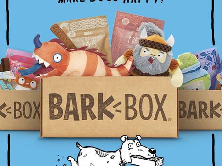 BarkBox Monthly Subscription Box | Medium Dog (20-50lb)