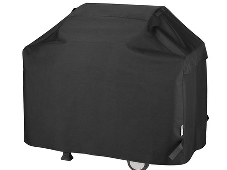 Unicook Heavy Duty Waterproof Barbecue Gas Grill Cover, 55-inch BBQ Cover