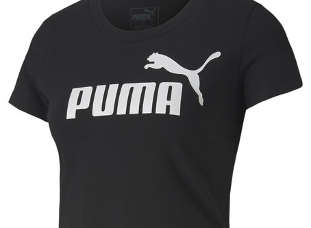 PUMA Essentials+ Women's Fitted Tee Women Tee Basics