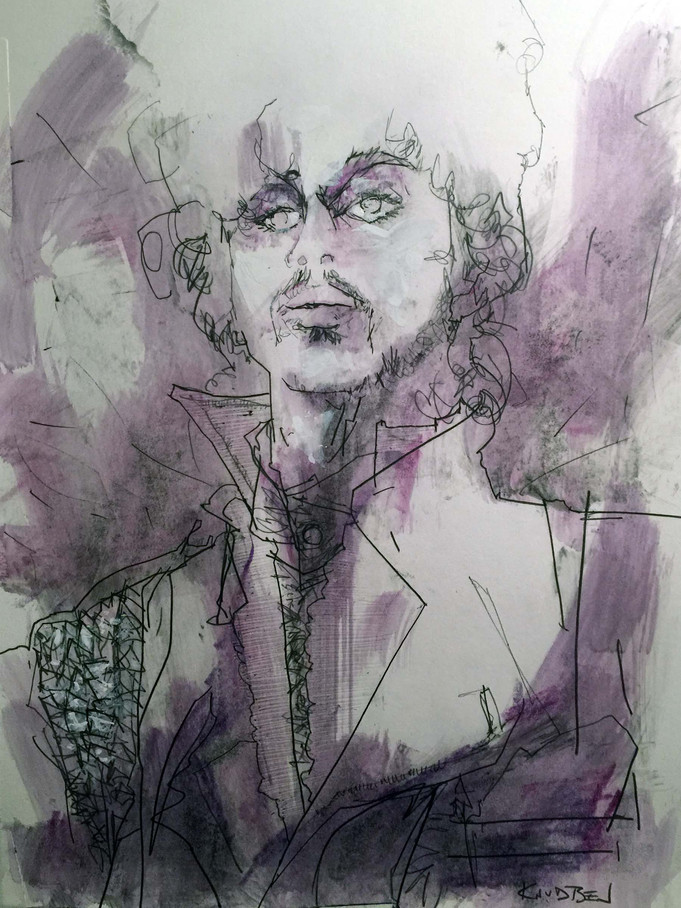 Commissions: Prince and Sandman(but they're not together)