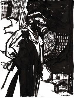 Sandman(Wesley Dodds)