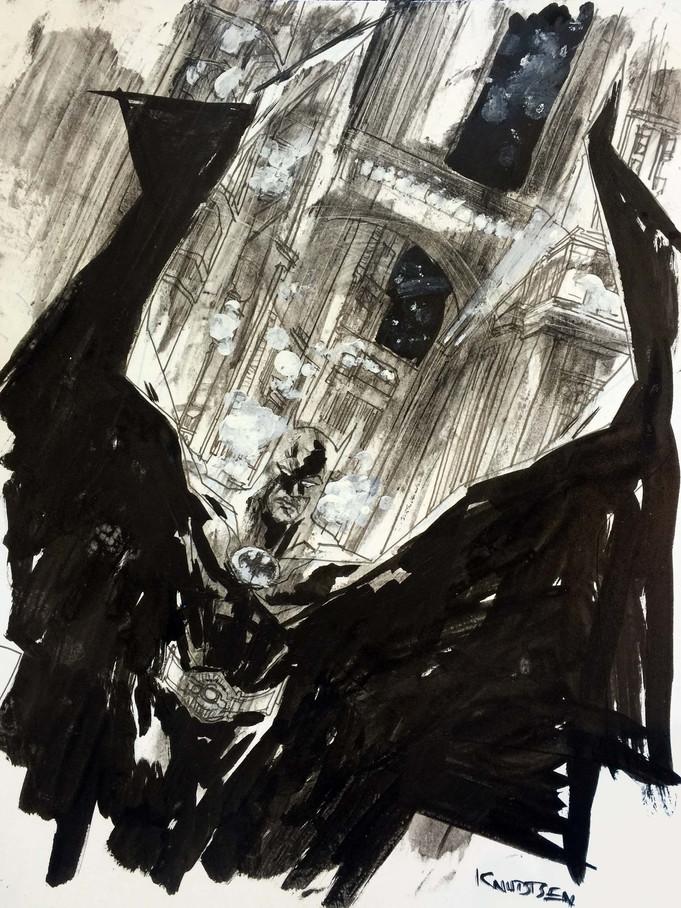 Eternal Con drawings