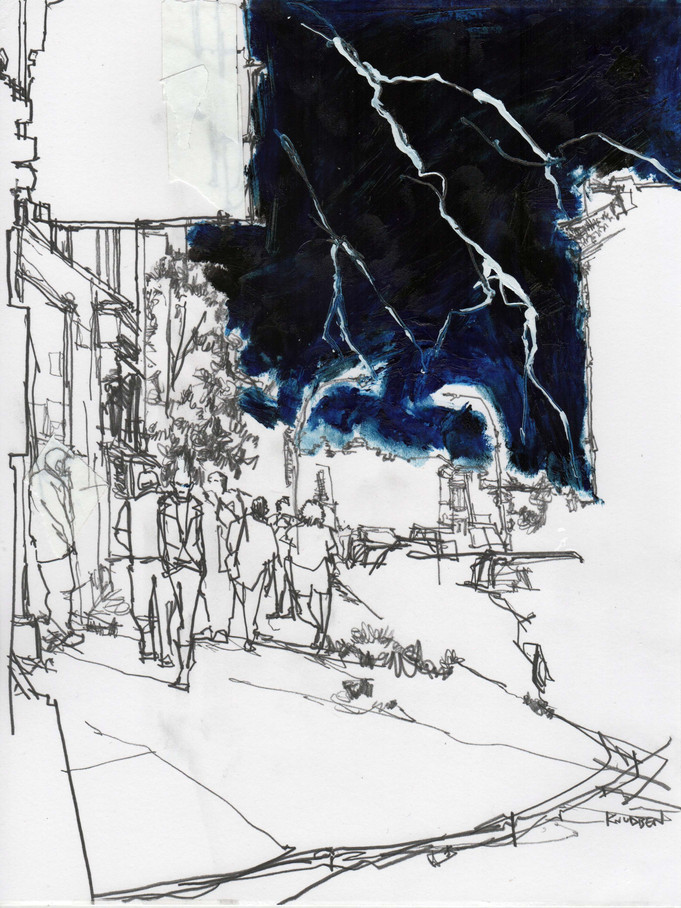 Commissions: Mohawk Storm