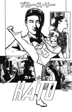 Bruce Lee(Kato)