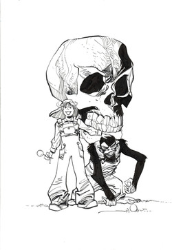 Front Cover(by WALT SIMONSON!)