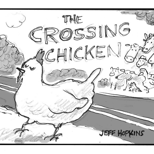 The Crossing Chicken cover