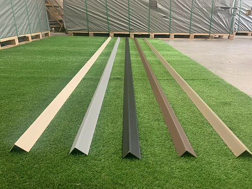 COMPOSITE DECKING ALUMINIUM TRIM 3.6M