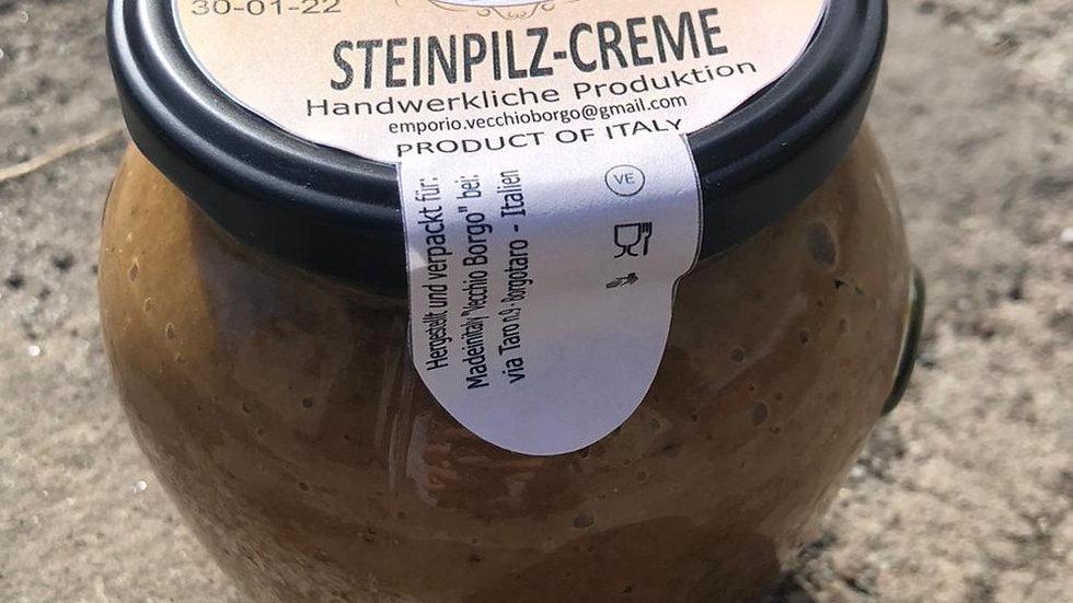 Crema di funghi porcini 500 g