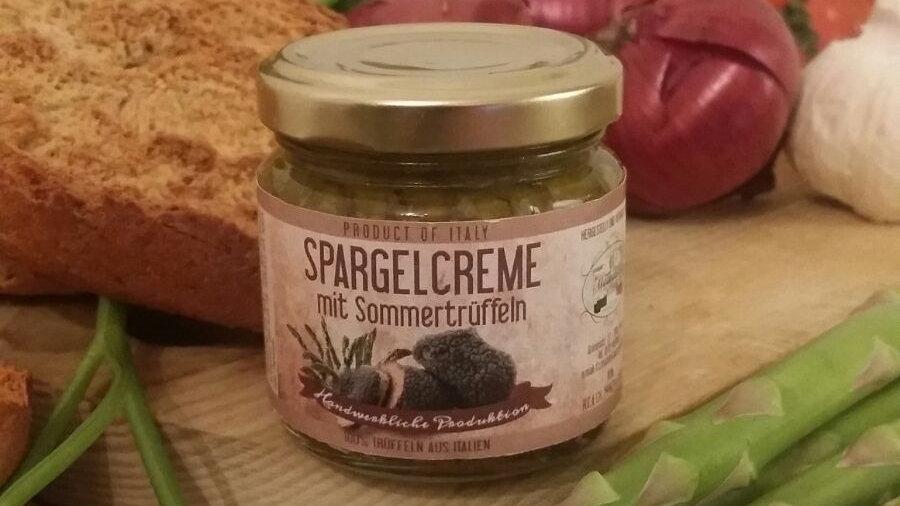 Crema di asparagi e tartufo 80g