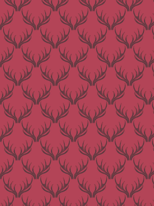 Red antlers