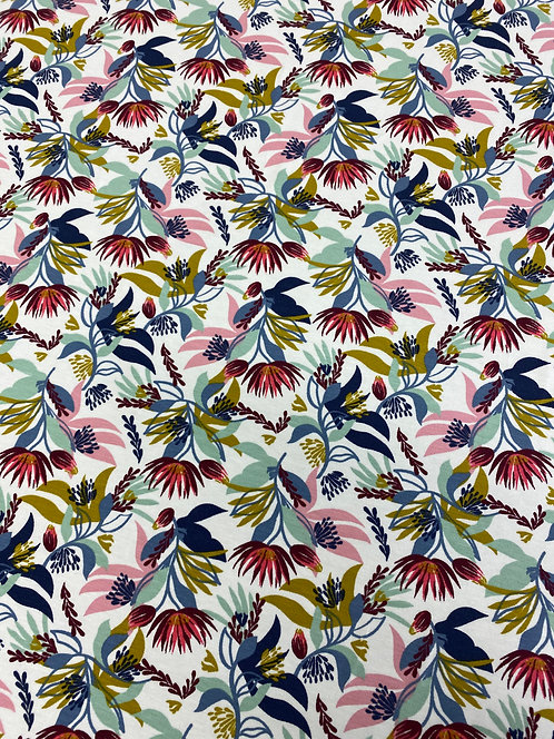 Tropical Floral Jersey