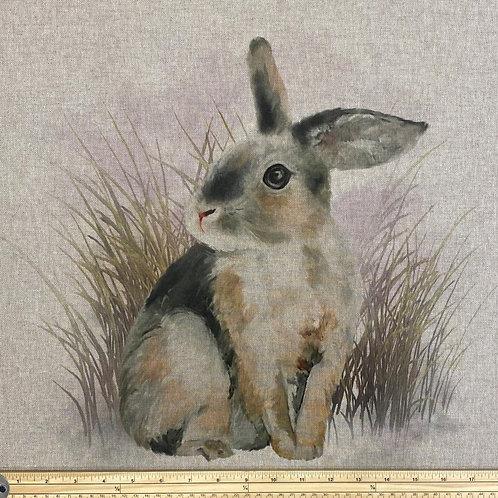 Rabbit cushion panel