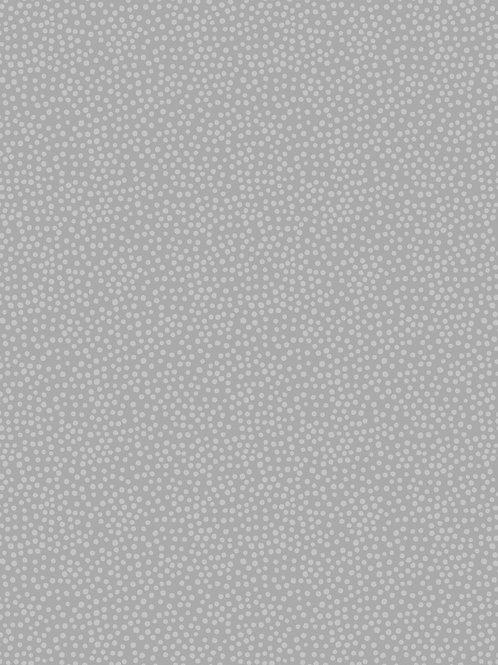 Silver spot on grey