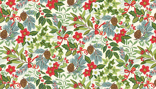Yuletide Foliage Cream