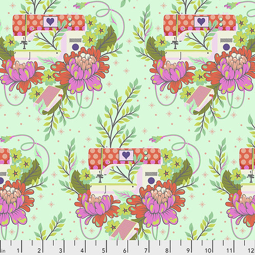 Pedal to the Metal Morning - Tula Pink Homemade - 100% Premium quality quilting