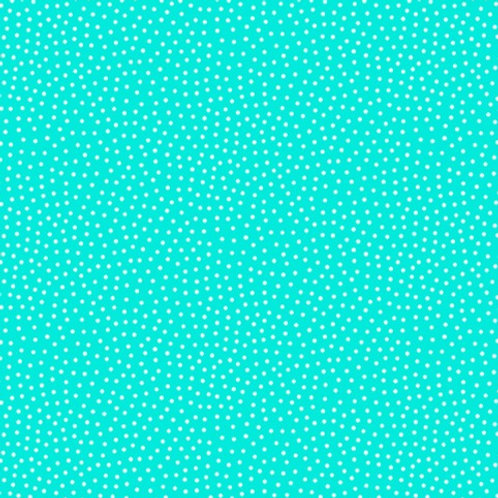 Freckle dot turquoise